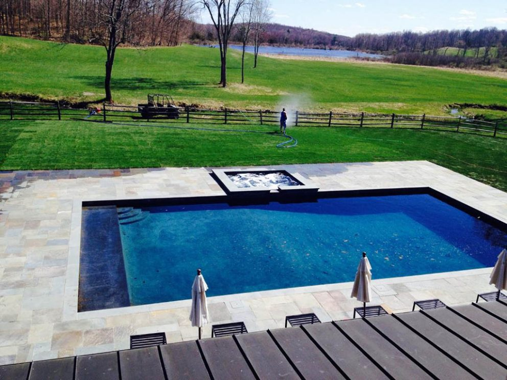 In Ground Swimming Pool Design | Conklin Pools Inc.